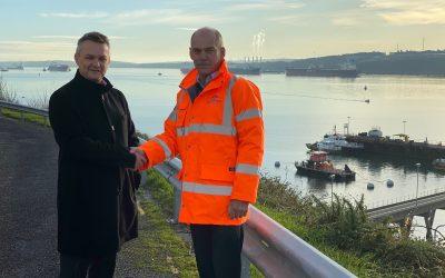 Bombora and Port of Milford Haven Sign Memorandum of Understanding