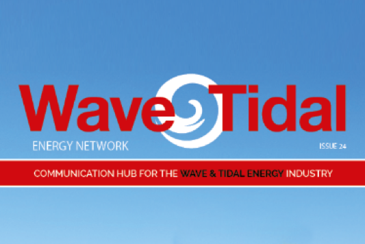 Wave and Tidal Network Magazine
