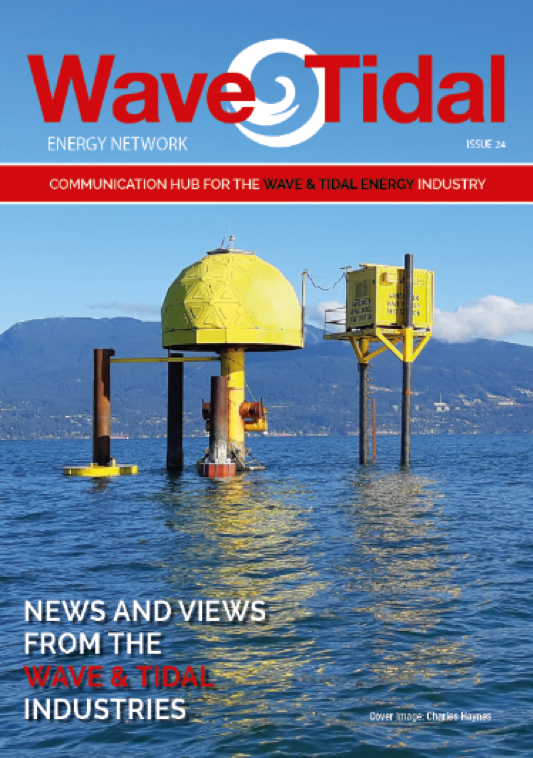 Wave and Tidal Energy Network