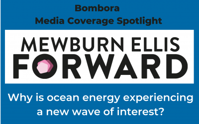 Ocean Energy – out of the blue