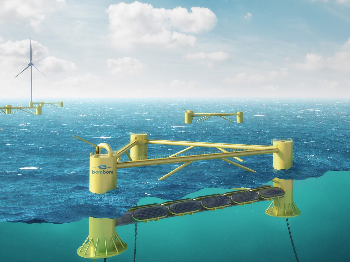 Wave Energy Floating mWave